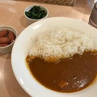 Photo taken at カレーショップ C&C フレンテ明大前店 by とめ on 7/31/2017