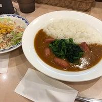 Photo taken at カレーショップ C&C フレンテ明大前店 by とめ on 6/18/2017