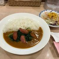 Photo taken at カレーショップ C&C フレンテ明大前店 by とめ on 2/11/2018