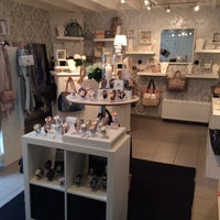 Photo taken at K-design store by Katrien B. on 4/4/2014