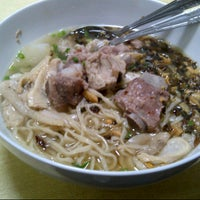 Photo taken at Soto Mie Agih Sukabumi by Feny C. on 10/28/2012