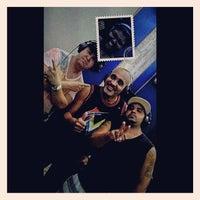 Photo taken at Prateado Vip's Studio by Janeh M. on 3/18/2014