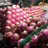 Photo taken at Sattahip Market by Tip T. on 10/30/2016