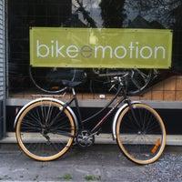 Photo taken at bikeemotion by bikeemotion on 4/29/2013