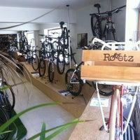 Photo taken at bikeemotion by bikeemotion on 5/15/2013