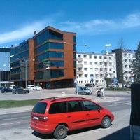 Снимок сделан в Hotell Tartu пользователем Kristjan M. 5/8/2013