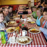 Photo taken at Simonetti's Pizza by Christine on 10/11/2014