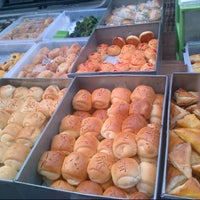 Photo taken at Pasar Kue Tradisional by Alfin A. on 1/4/2013