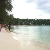 Photo taken at Salad Beach Resort by Asia on 12/30/2012