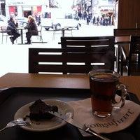 Photo taken at Komşufırın by MBoZ on 1/31/2013