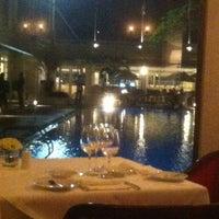 Photo taken at Cipriani Restaurante by Rodrigo on 1/19/2013