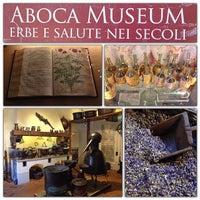 Photo taken at Aboca Museum by Viaggia e Scopri S. on 9/14/2014