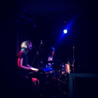 Photo taken at Jazzter by Ann R. on 4/6/2013