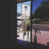 Photo taken at Vintage Heart Coffee by Jasmine M. on 4/6/2013