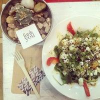 Das Foto wurde bei FunkYou - Natural Food von Susanne D. am 8/15/2015 aufgenommen