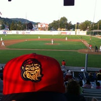Photo taken at Williamsport Crosscutters by Andy on 8/5/2014