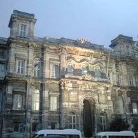 Das Foto wurde bei Türk Musikisi Devlet Konservatuarı von Sidenur T. am 12/17/2012 aufgenommen