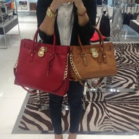 Photo taken at Michael Kors ( Shop in Shop on Galeries Lafayette ) by Gie A. on 8/16/2013