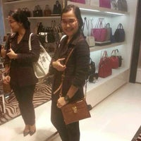 Photo taken at Michael Kors ( Shop in Shop on Galeries Lafayette ) by Gie A. on 1/8/2014