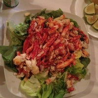 Photo taken at Restaurant La Aguada by Robin on 3/14/2013