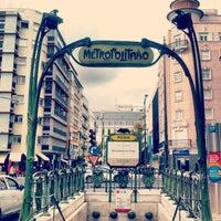 Photo taken at Metro Picoas [AM] by Turi S. on 11/5/2012