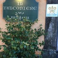 Photo taken at Relais Il Falconiere Hotel Cortona by Vildan Y. on 10/23/2016
