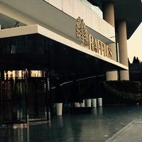 Foto diambil di Raffles Istanbul Zorlu Center oleh Vildan Y. pada 11/4/2014
