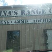 Photo taken at Tina's Range Gear by Brandon C. on 6/27/2014