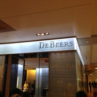 Photo taken at De Beers by R . on 12/19/2012