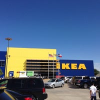 Photo taken at IKEA Houston by R . on 10/6/2013
