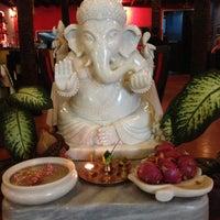 Photo taken at Ganesh Indian Restaurant by Maks on 5/4/2013