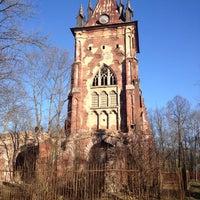 Photo taken at Замок с приведениями by Руслан А. on 4/20/2014