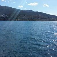 Photo taken at Denizin ortasi by Nuray Y. on 3/5/2016