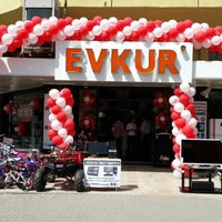 Photo taken at Evkur by Yahya S. on 5/30/2013
