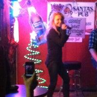 Photo taken at Santa's Pub by Diana B. on 1/27/2013
