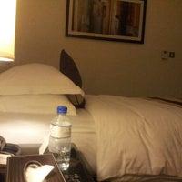 Photo taken at Cristal Hotel by Yassine K. on 2/21/2013