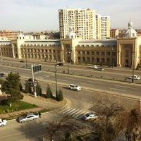 Photo taken at Clock Tower by Maxim M. on 3/3/2013