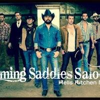 Photo taken at Flaming Saddles Saloon by Flaming Saddles Saloon on 1/3/2014