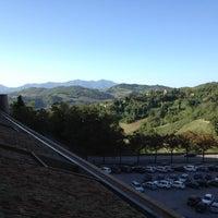Photo taken at Borgo Mercatale by Andrea Tomassini on 10/1/2012