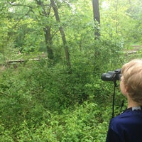 Photo taken at Claire Gempp Davidson Memorial Conservatiion Area by Candace on 5/9/2013