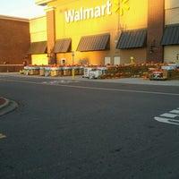 Photo taken at Walmart Supercenter by Big B. on 10/11/2012