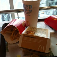 Photo taken at McDonald's by Kristina on 6/4/2013