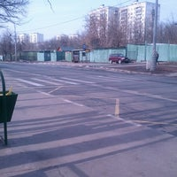 Photo taken at Каспийская ул., 6 by Yuriy T. on 4/14/2013