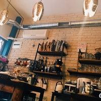3/12/2016 tarihinde Ceren Hezerziyaretçi tarafından Tribu Caffe Artigiano'de çekilen fotoğraf
