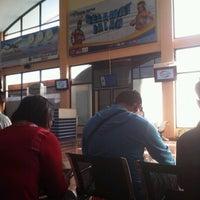 Photo taken at Gate 4 by Yusri on 11/20/2012
