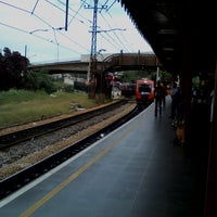 Photo taken at Estação Jaraguá (CPTM) by Hugo D. on 1/6/2013