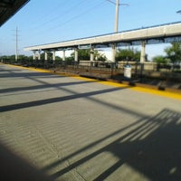 Photo taken at Tri-Rail - Boca Raton Station by Brandon S. on 10/16/2012