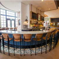 3/10/2014にEaterがJsix Restaurantで撮った写真