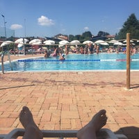 Photo taken at Shape Village by Alessandro on 8/30/2015