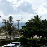 Photo taken at Bahiamar Hotel by Aramiz S. on 4/5/2013